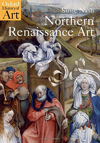 Book cover for Northern Renaissance Art