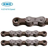 KMC Z72 8 Speed Bike Chain 108 Link Fit Shimano SRAM Campagnolo