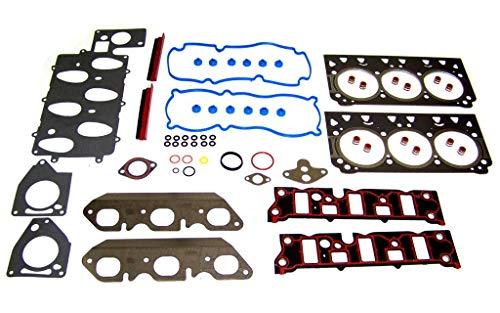 DNJ HGS3186 Head Gasket Set 1997-2002/Chevrolet, Pontiac/Camaro, Firebird/3.8L/OHV/V6/12V/231cid/VIN K