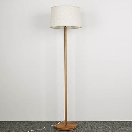 Lámpara de pie de madera creativa del estilo moderno nórdico ...