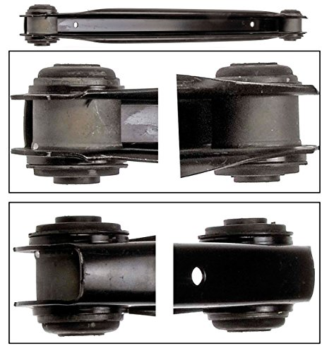 Price comparison product image APDTY 632081 Control Arm w / Bushings Rear Lower Left or Right (Replaces 22868629)