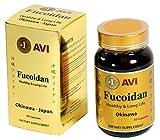 AVI Fucoidan Extract 85% - 400mg Per Capsule - 60 Capsules Per Bottle - The Best Product