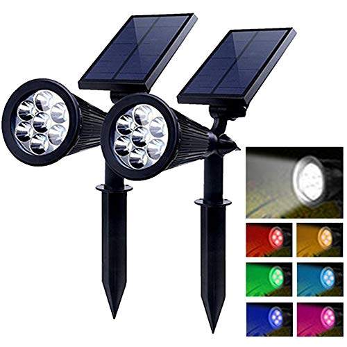 Multi Colored Flood Lights Outdoor in US - 6