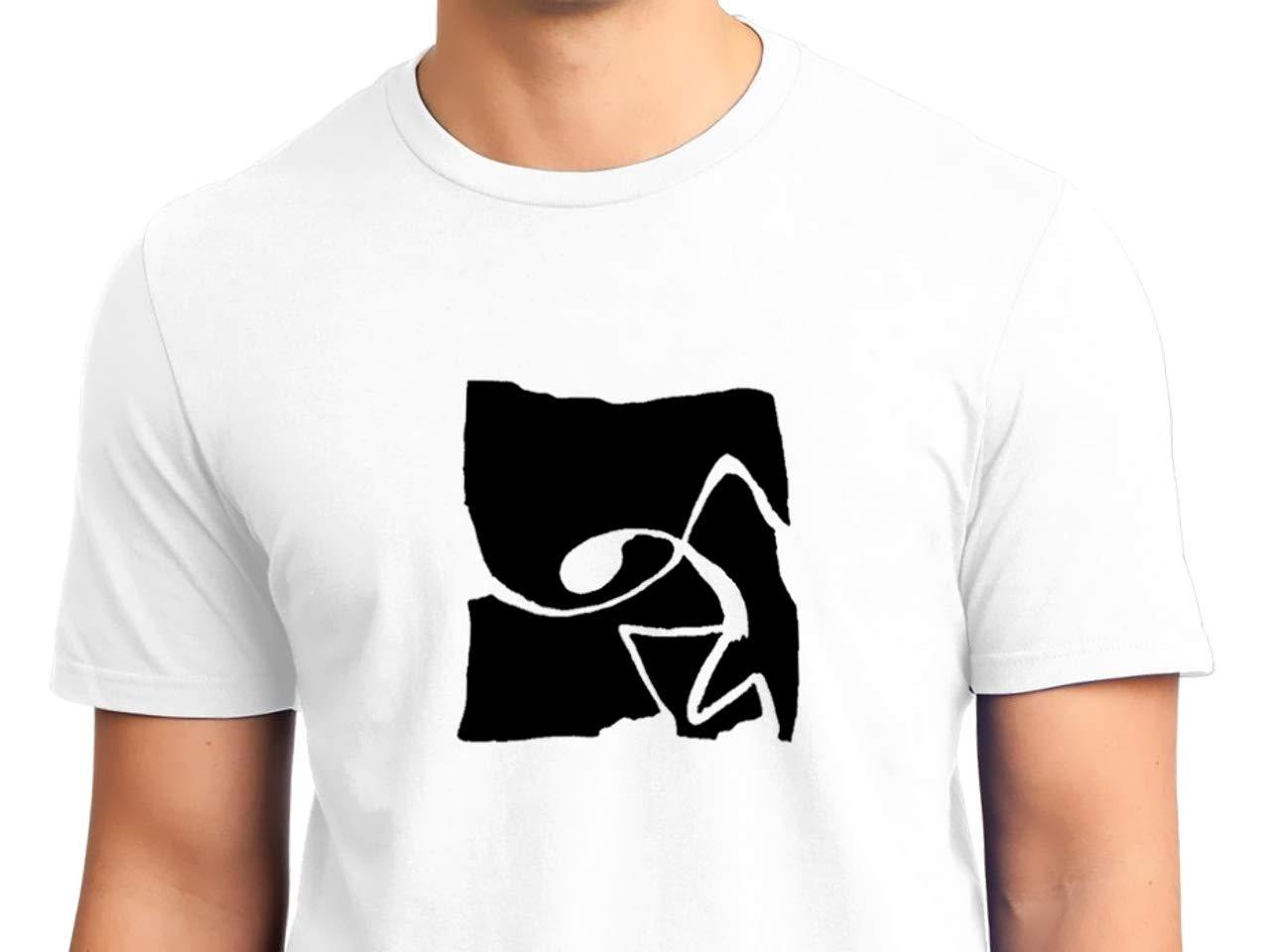 Atlas Camiseta Hombre de Manga Corta: Amazon.es: Handmade