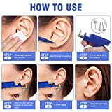 Ear Piercing Kit, Stainless Steel Ear Piercing