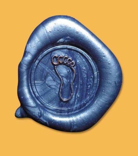 J. Herbin H404/62 Baby Foot Brass Seal 11/16