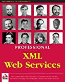 img - for Professional XML Web Services book / textbook / text book