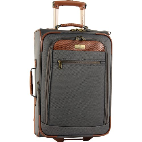 Tommy Bahama Luggage Retreat Ii 21 Inch Expandable Upright, Brownstone, One Size by Tommy Bahama
