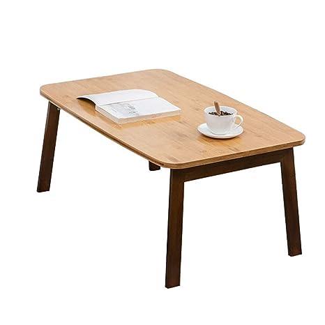 Mesa plegable, escritorio pequeño y plegable para computadora ...