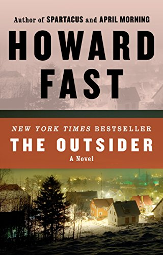 The Outsider: A Novel cover