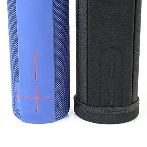 Hardshell Molded Case for UE MEGABOOM Bluetooth Speaker, Megaboom Carrying Case-Made In The USA