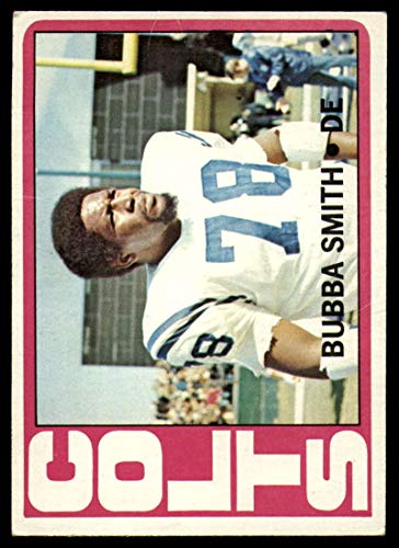 - Football NFL 1972 Topps #190 Bubba Smith VG Very Good Colts