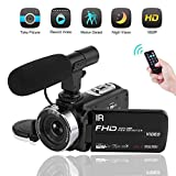 Best Hd Camcorder Under 200s - Video Camera Camcorder 1080P Digital Camera Night Vision Review