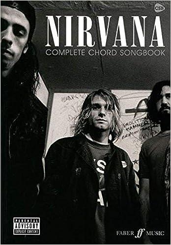 Nirvana Complete Chord Songbook (Guitar Tab): Amazon.co.uk: Nirvana ...
