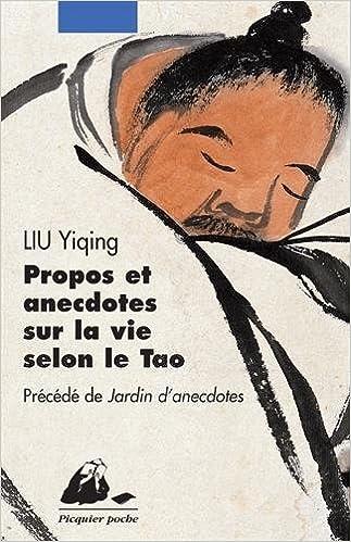 Download Propos et anecdotes sur la vie selon le Tao epub pdf