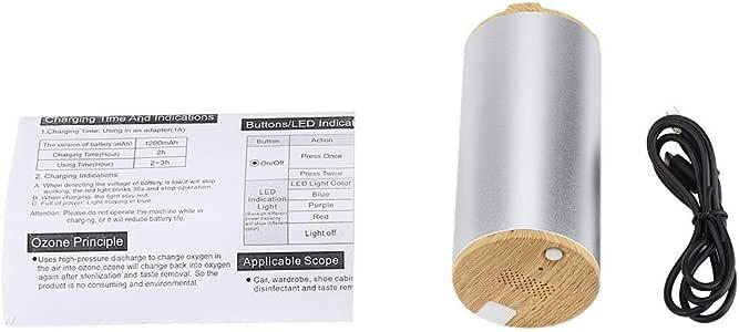 purificador de aire casa filtro, USB Portátil purificador de aire ...
