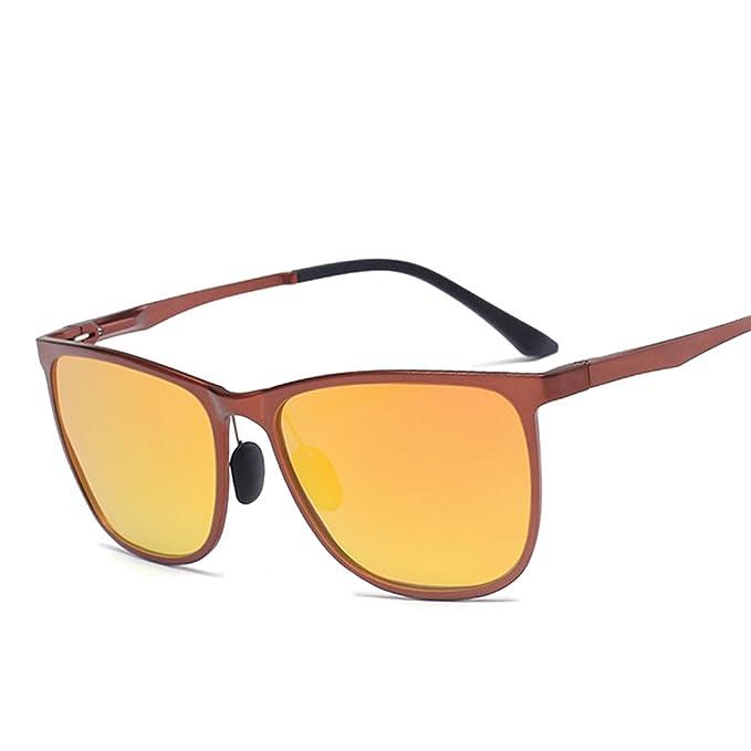 ELITERA gafas de sol polarizadas de los hombres de magnesio y aluminio Gafas de conducción E6561