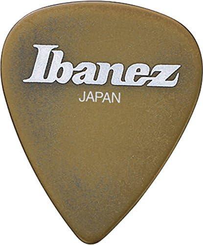6 NEW Ibanez Artist Model Steve Vai Guitar Picks - BROWN B1000SVBR