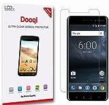 6X Dooqi Matte Anti Glare Screen Protector Guard For Nokia 6