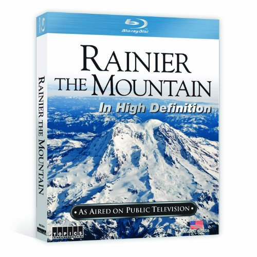 Rainier the Mountain (PBS) [Blu-ray]