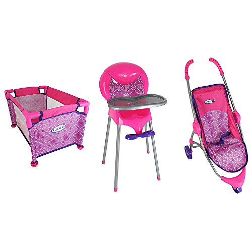 baby doll accessories graco - 1