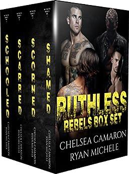 Ruthless Rebels MC Box Set (English Edition) por [Camaron, Chelsea, Michele, Ryan]
