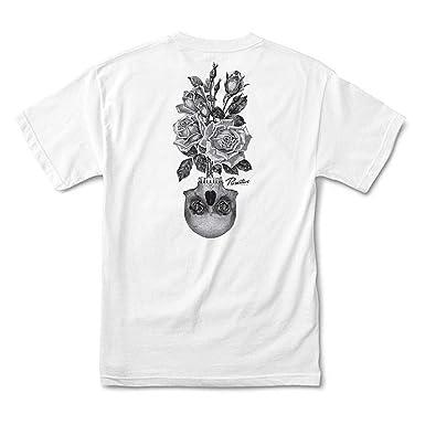 d4783de2 Primitive Skate Men's Reborn T Shirt White 2XL: Amazon.co.uk: Clothing