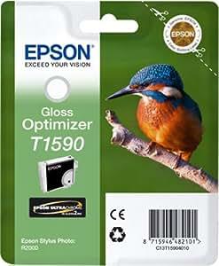Epson C13T15904010 - Cartucho de tinta con optimizador de brillo