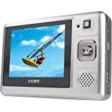 """COBY MP-C789 MP3 Player w/ 1 GB Flash Memory & 2.5"""" Color LCD Display (Discontinued by manufacturer)"""