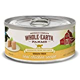 Whole Earth Farms Grain Free Receipe, 5 oz, Chicken, 24 Count Larger Image