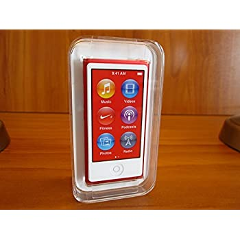 Apple Ipod Nano Product Red 7th Generation (NEW MODEL)
