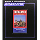 Pimsleur Russian Level 2 CD: Learn to Speak and Understand Russian with Pimsleur Language Programs