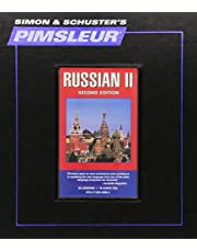 Pimsleur Russian Level 2 CD: Learn to Speak and Understand Russian with Pimsleur Language Programs (Volume 2)