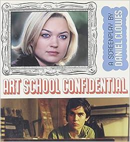 art school confidential a screenplay