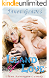 ROMANTIC COMEDY: Island of Love (Lovers Adventure Romance with Pirates and Pregnancy)
