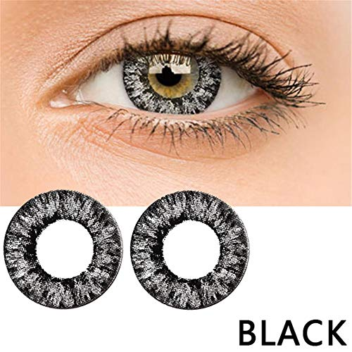 iShine New Look Eyes Multi Color Contact Lenses