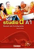 Studio d. Sprachtrainer. Per le Scuole superiori: Studio d A1. Sprachtraining