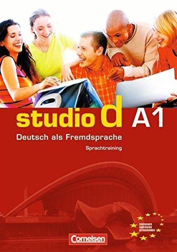 Studio d - Grundstufe: A1: Gesamtband - Sprachtraining