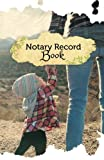"Notary Record Book: 50 Pages, 5.5"" x 8.5"" Motherly Love"