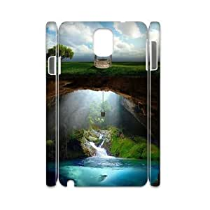 Fantasy Fairy Tale Phone Case For samsung galaxy note 3 N9000 [Pattern-3]