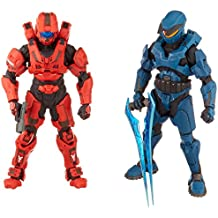 Kotobukiya Halo: Mjolnir Mark V and Mark VI Deluxe Two-Pack ArtFX+ Statue