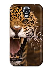 New Arrival Galaxy S4 Case Jaguar Case Cover