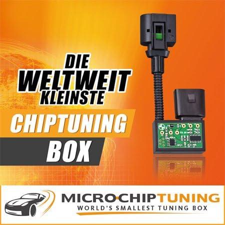 2.0 TDI 150 PS // 110 kW bis zu 20/% Mehrleistung Chiptuning RaceChip S f/ür Tiguan 5N 2007-2016