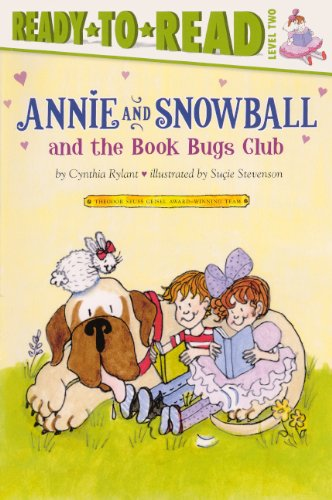 Annie And Snowball And The Book Bugs Club (Turtleback School & Library Binding Edition) (Annie and Snowball: Ready-to-Read, Level 2) ebook