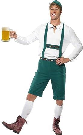 Smiffys - Disfraz Tirolés Oktoberfestdulto T. M: Amazon.es ...
