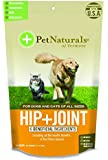 Pet Naturals of Vermont - Hip + Joint, Daily Joint Supplement for Dogs and Cats, 160 Bite-Sized Chews