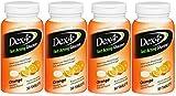 Dex4 Glucose Tablets, Orange 50 ea (Pack of 4)