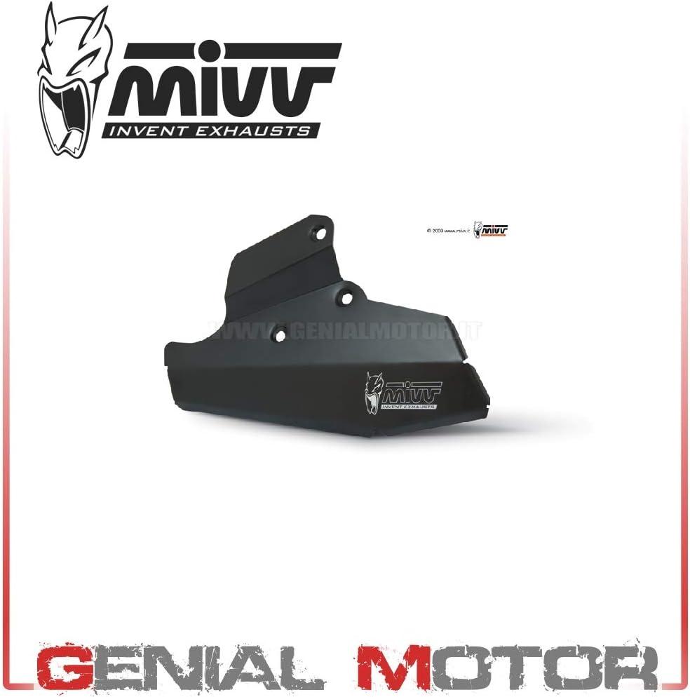 New 50.CR.011.0 Pare Chaleur MIVV Inox pour Cb 1000 R 2014 14