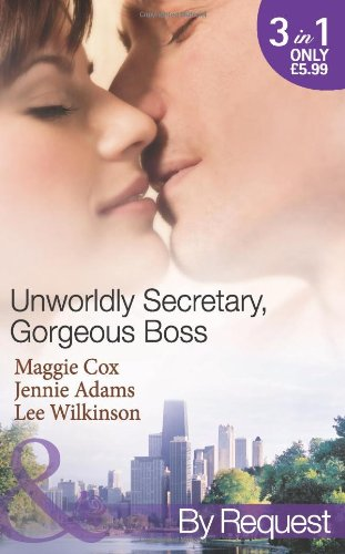 book cover of Unworldly Secretary, Gorgeous Boss