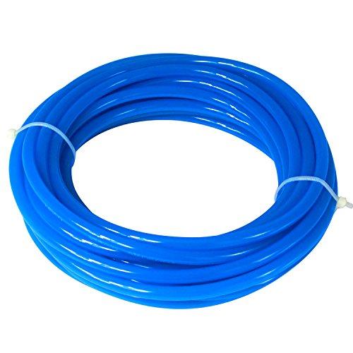 Pneumatic Hose - PU Air Tubing Pipe 8mm OD 5mm ID 10 Meters 32.8ft Air Hose for Air Compressor Tubing ()